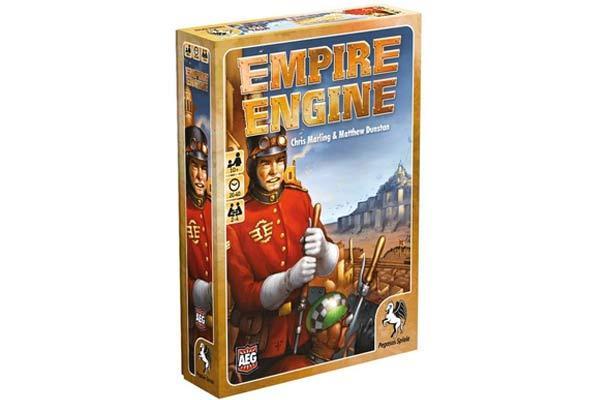 Empire Engine - Foto von Pegasus Spiele