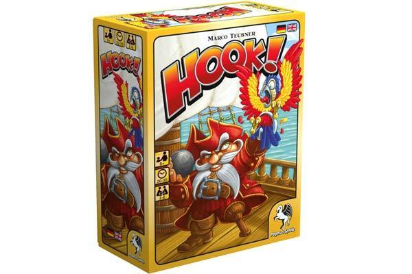 Familienspiel Hook - Foto von Pegasus Spiele