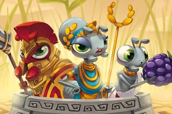 Micropolis - Ausschnitt - Foto von Pegasus Spiele