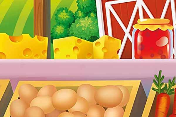 My Farm Shop - Ausschnitt - Foto von Pegasus Spiele