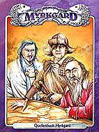 Midgard: Quellenbuch Myrkgard - Foto von Pegasus Spiele
