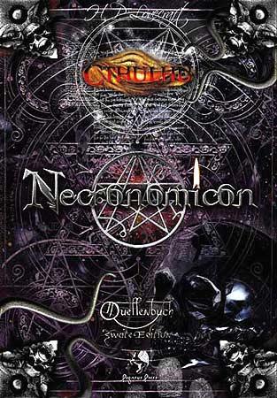 Necronomicon 2nd - Foto von Pegasus Spiele
