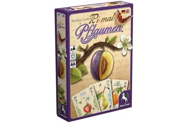 Stichspiel Pi mal Pflaumen - Foto von Pegasus Spiele