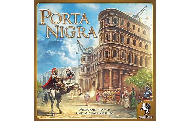 Porta Nigra - Foto von Pegasus Spiele