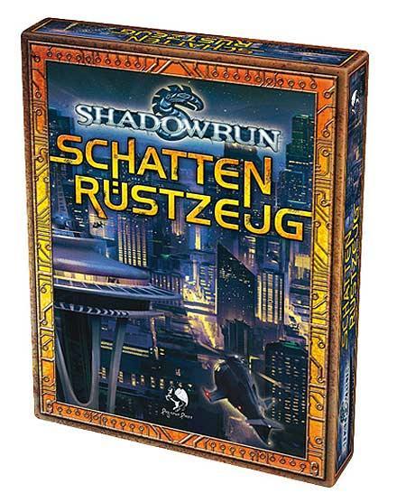 Shadowrun: Schattenrüstzeug