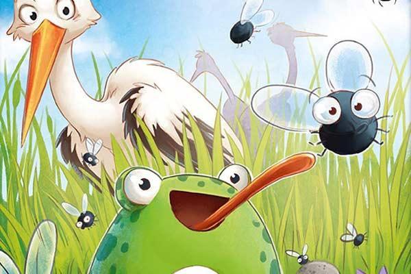 Sei kein Frosch - Bildausschnitt - Foto von Pegasus Spiele