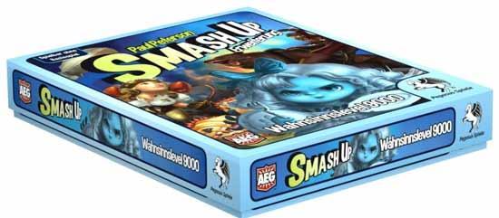 Smash Up - Wahnsinnslevel 9000 - Foto von Pegasus