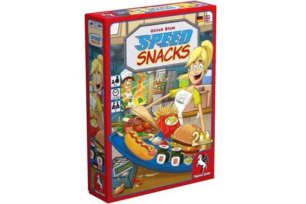 Speed Snacks - Foto von Pegasus Spiele