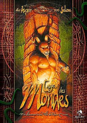 Der Hexer von Salem: Tage des Mondes - Foto von Pegasus Spiele