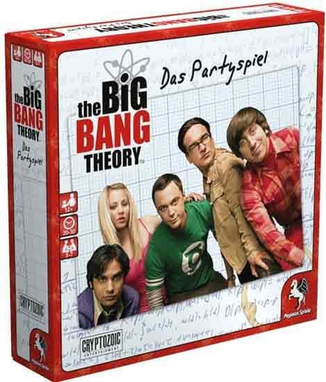 The Big Bang Theory - das Partyspiel - Foto von Pegasus Spiele