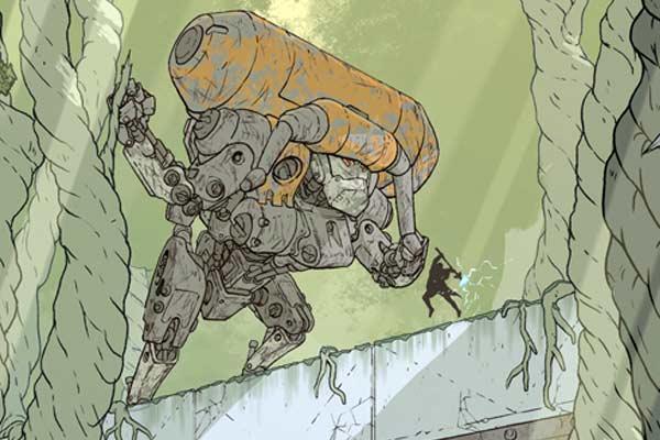 The Boldest - Ausschnitt - Foto von Pegasus Spiele