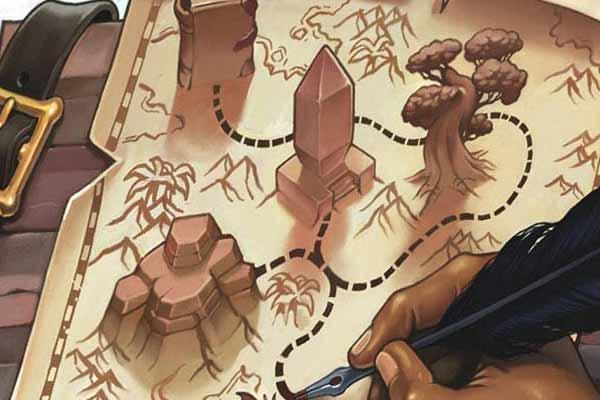 Trails Of Tucana - Ausschnitt - Foto von Pegasus Spiele