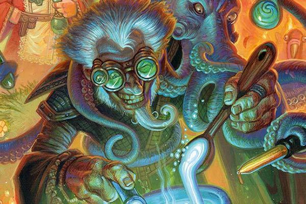 Tricky Druids - Ausschnitt - Foto von Pegasus Spiele
