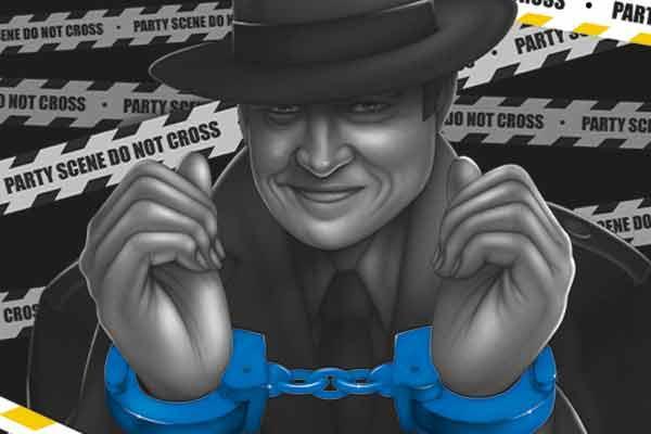 Activity: Crime - Ausschnitt - Foto von Piatnik