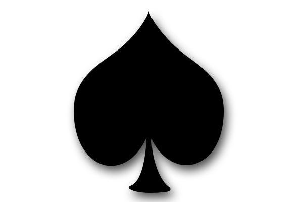 Pik Kartenspiel