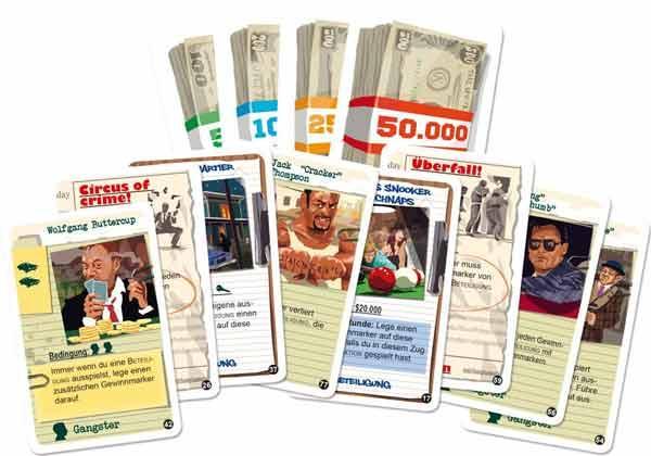 Greed - Gesellschaftsspiel - Foto von Queen Games