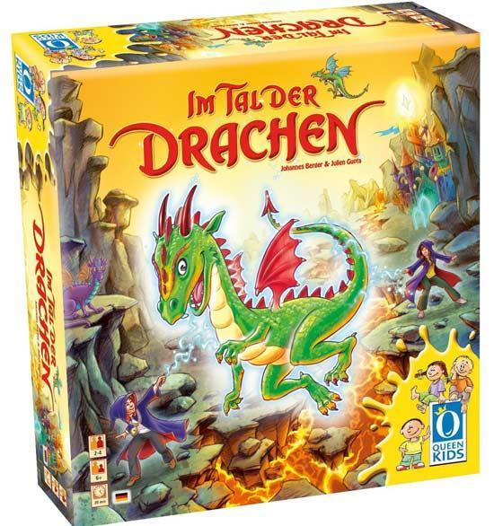 Im Tal der Drachen - Kinderspiel - Foto von Queen Games