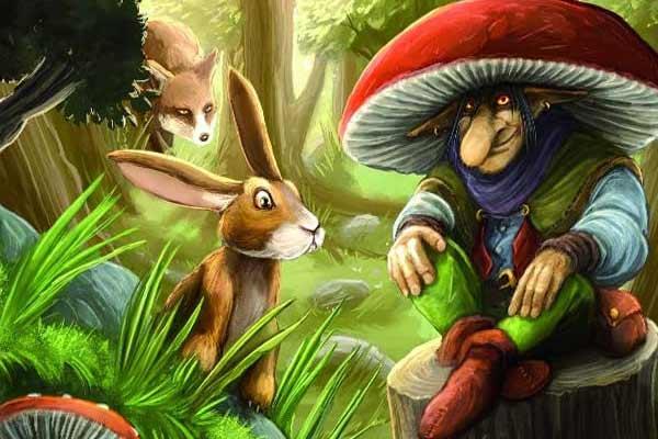 Rune Stones: The Enchanted Forest - Ausschnitt - Foto von Queen  Games