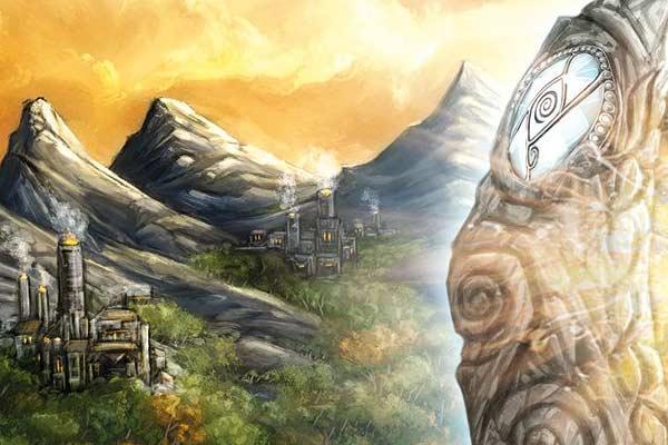 Rune Stones - Ausschnitt - Foto von Queen Games