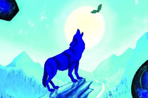 Wald der Wölfe - Ausschnitt - Foto von Queen Games