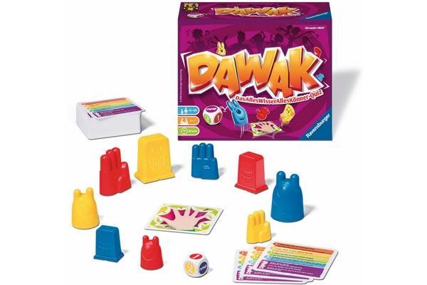 Gesellschaftsspiel Dawak - Foto von Ravensburger