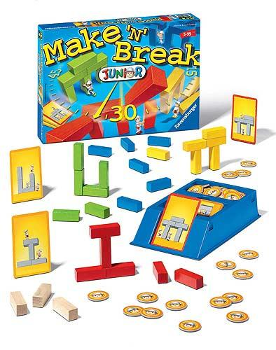 Make 'n' Break - Junior - Ravensburger