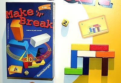 Make 'n' Break - Mitbringspiel - Foto von Ravensburger