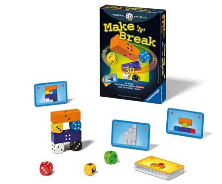 Make 'n' Break - Würfelspiel - Ravensburger