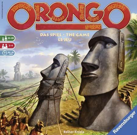 Gesellschaftsspiel Orongo - Foto von Ravensburger
