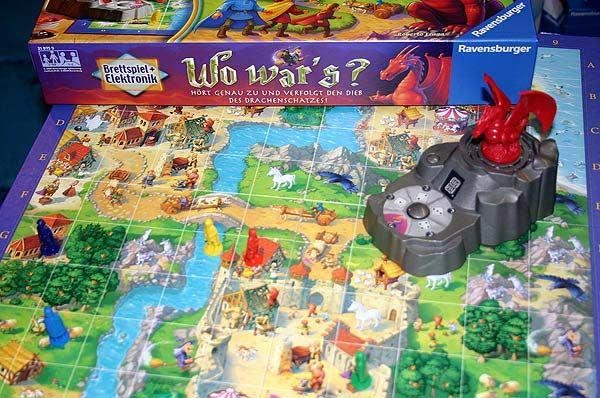 Wo Wars Spiel