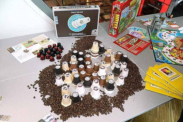 Fotoimpression von der Spiel '13: Stilecht - Cappuccino