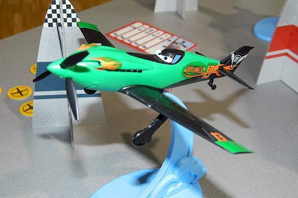 Fotoimpression von der Spiel '13: coole Flieger