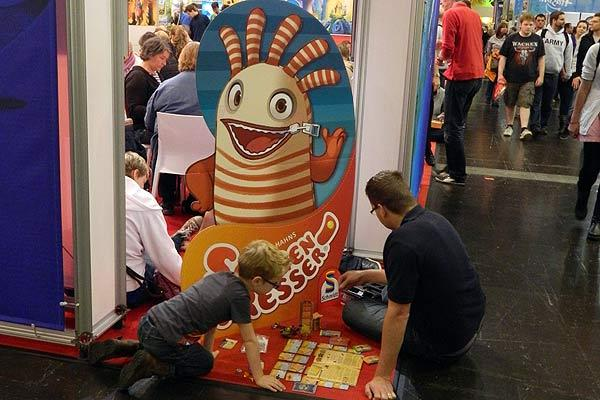 Fotoimpression von der Spiel '13: Schmidt Spiele