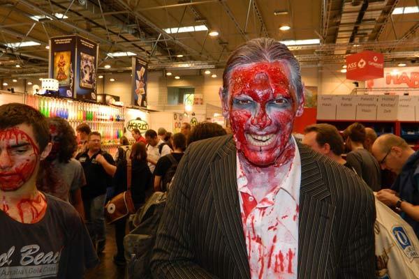 Fotoimpression von der Spiel '13: Zombiemann