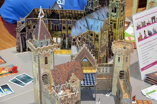Foto von der Spiel '14: 3D-Puzzle - Schloss