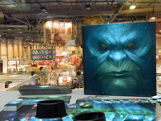 Foto von der Spiel '14: Blick auf Abyss
