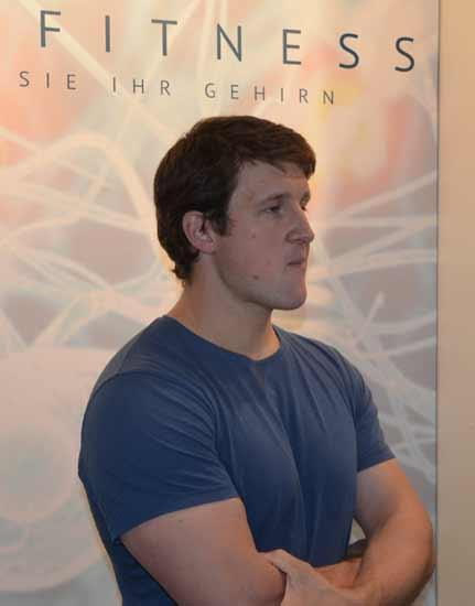 Foto von der Spiel '14: Gewichtheber Matthias Steiner