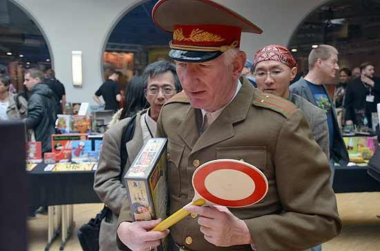 Foto von der Spiel '14: Russian Railroads - Schaffner