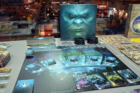 Foto von der Spiel '14: Abyss