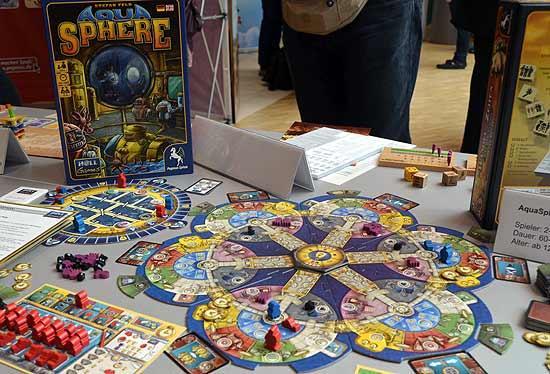 Foto von der Spiel '14: AquaSphere