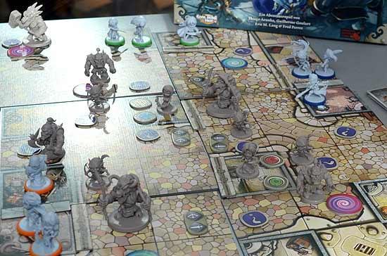 Foto von der Spiel '14: Arcadia Quest