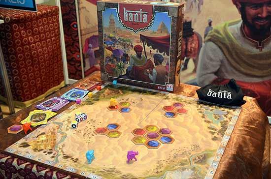 Foto von der Spiel '14: Bania