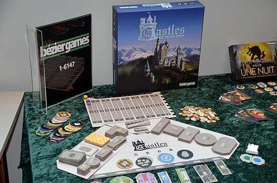 Foto von der Spiel '14: Castles