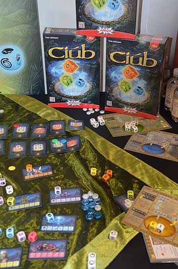 Foto von der Spiel '14: Ciub