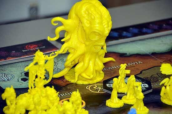 Foto von der Spiel '14: Cthulhu Wars