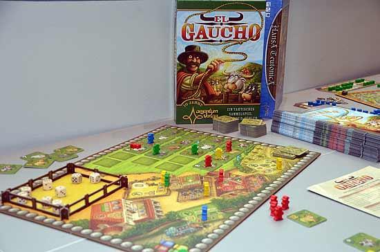 Foto von der Spiel '14: El Gaucho