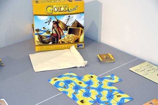 Foto von der Spiel '14: Gold Ahoi