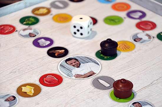 Foto von der Spiel '14: Hensslers Küchenrallye