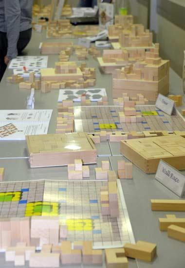 Foto von der Spiel '14: Holzpuzzle Penta
