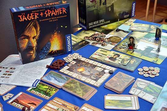 Foto von der Spiel '14: Jäger + Späher